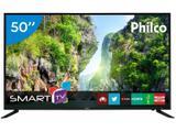 "Smart TV LED 50"" Philco PTV50D60SA Full HD - Android Wi-Fi Conversor Digital 2 HDMI 2 USB"