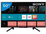 "Smart TV LED 50"" Sony KDL-50W665F Full HD - Wi-Fi HDR 2 HDMI 2 USB"