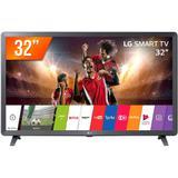 """Smart Tv Led LG 32LK611C 32"""" HD 3 Hdmi 2 USB Wi-Fi"""