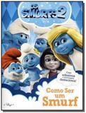Smurfs 2, os - como ser um smurf ( gratis adesivos - Vale das letras