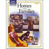 Social Studies - Homes And Families - Grade 1 - Level A - Sbs - distribuidor