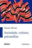 Sociedade, cultura, psicanálise - Editora blucher