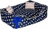 Sofá Top - Fox - Azul - Bicho com capricho