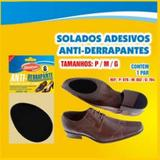 Sola Antiderrapante - Borracha Latex Natural - Ultra Adesiva - Qualype