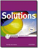 Solutions intermediate - students book pack - Oxford