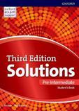 Solutions pre-intermediate sb - 3rd ed - Oxford university