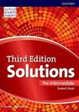 Solutions - Pre-intermediate - Students Book - 03 Ed - Oxford