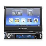 Som Automotivo Dvd Player Extreme Com GPS Tela 7 Bluetooth - Multilaser