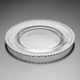 Sousplat Pearl Silver em Cristal de Chumbo - Wolff