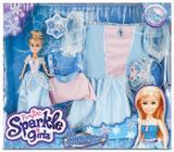 Sparkle Girlz - Princesa Star Fantasia - Dtc