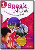 Speak now 1: student book - with online practice - Oxford