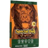 Special dog gold 15kg - Manfrim