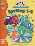 Spelling 1-2 cd-rom with wb - School zone