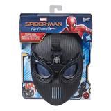 Spider man filme mascara com visor - hasbro e3563