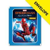 Spiderman - Envelope com 5 cromos - Marvel