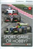 Sport, game, or hobby book with online access - Cambridge university