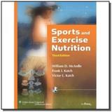 Sports and exercise nutrition - 3rd ed - Lippincott