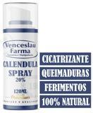 spray de calêndula 20% 120ml , cicatrizante - Venceslaufarma