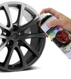 Spray Liquido Preto Fosco Tinta Envelopamento Carro Automotivo - Multilaser