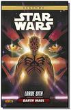 Star wars - darth maul: lorde sith - serie legends - Panini