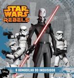 Star wars rebels - a armadilha do inquisidor - Pixel media (ediouro)