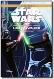 Star wars - uma nova esperanca: a vida de luke sky - Universo dos livros