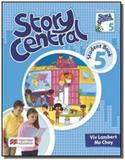 Story central students book pack-5 - Macmillan education