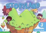 Storyland 3 Activity Book