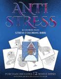 Stress Coloring Book (Anti Stress) - West suffolk cbt service ltd