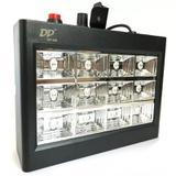 Strobo 12 Leds 15w Room Sensor Rítmico Automático - Rpc