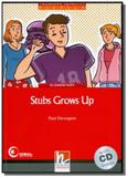 Stubs grows up - Disal editora