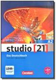 Studio 21 a2 kurs und ub mit dvd-rom/e-book mit au - Cornelsen