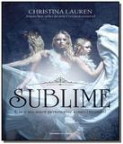 Sublime: e se seu amor pertencesse a outro mundo - Universo dos livros