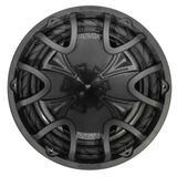Subwoofer Bravox Black 12 Bk12 - 350w Rms Bob Dupla 2+2 Ohms