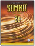 Summit 2b  student book  workbook split with actin - Pearson