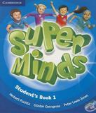 Super Minds 1 - Students Book - Cambridge
