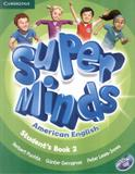 Super minds american english 2 sb with dvd-rom - 1st ed - Cambridge university