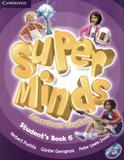 Super minds american english 6 sb with dvd-rom - 1st ed - Cambridge university