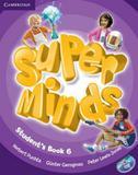 Super minds british 6 sb with dvd-rom - 1st ed - Cambridge university
