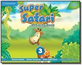 Super safari 3 activity book - Cambridge