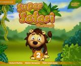 Super safari american english 2 wb - 1st ed - Cambridge university