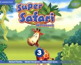 Super safari american english 3 wb - 1st ed - Cambridge university