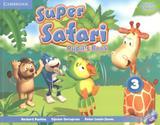 Super safari british english 3 pb with dvd-rom - 1st ed - Cambridge university