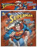 Superman: Col. Vamos colorir! - Kit Livro c/ lápis de cor - Todolivro