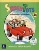 Supertots sb/wb 3b - Pearson (importado)