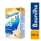 Suplemento Alimentar Glucerna 1.5 Kcal Baunilha 200ml - Abbott
