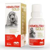 Suplemento Hemolitan Gold -30ml - Vetnil