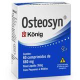 Suplemento Konig Osteosyn Para Cães e Gatos - 60 Comprimidos - 660mg - Outros