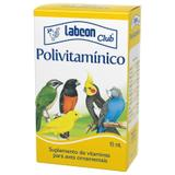 Suplemento labcon club polivitamínico para aves - Alcon pet