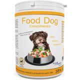 Suplemento vitaminico food dog crescimento 500g validade 05/21 - Botupharma